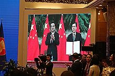 中國主導15國全球最大自貿區誕生!RCEP越南正式簽署