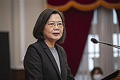 台灣總統獲選《金融時報》全球12影響力女性 蔡英文:榮耀屬於全民
