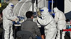【武漢肺炎】疫情以來「最大危機」來臨 日韓確診數週末創新高