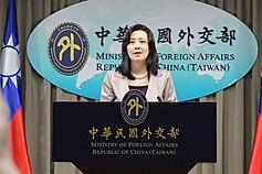拜登暫停對外軍售案 外交部:台灣不在名單中
