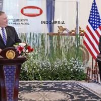 美國務卿蓬佩奧結束亞洲行 參訪期間不斷砲轟中共