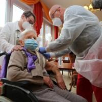 武漢肺炎疫苗全球急施打 各國進度看這裏