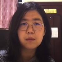 報導武漢肺炎 中國公民記者張展遭判4年刑期