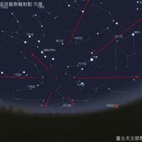 2021首場象限儀座流星雨3日現蹤 估每小時110顆