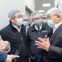 台灣內閣改組呼聲高?! 媒體問不停 桃園市長鄭文燦冷回:接國防部長嗎?