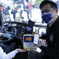 Select Taiwan bus routes to try out mobile payments