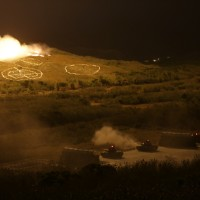 Taiwan stages live fire drills ahead of Lunar New Year