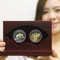 Taiwan's coins for Year of Ox can be ordered online