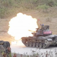 Taiwan Army continues Lienyung exercise