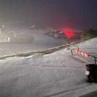 【賞雪須知】台灣宜蘭太平山、台北陽明山7日起陸續降雪•中部合歡山也成銀白世界 遊客請注意交管、加掛雪鏈