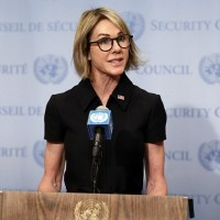 US ambassador to UN will visit Taiwan next week