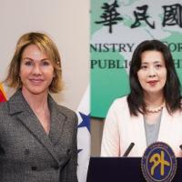 「台灣堅定友人」美國駐聯合國大使將訪台 外交部表感謝