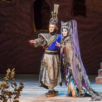 Taiwan's Peking opera stars bring back adaptation of 'Medea'