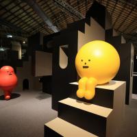 韓國《黏黏怪物研究所》睽違四年登入台灣 三大互動體驗區、五個療癒場景變身怪物