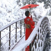 Cold wave to bring more snow to Taiwan today