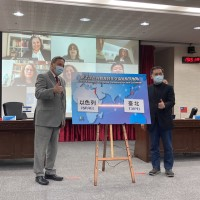 Taipei students look for pen pals in Israel