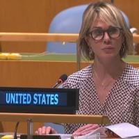 【最新】因應國務院交接計畫•美國駐聯合國大使台灣之行確定取消 外交部: 歡迎未來於適當時機來訪