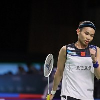 Taiwan's Tai secures first international win after pandemic hiatus