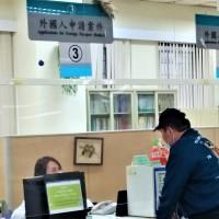 外國人合法停留逾180日 移民署:停留期限七度延長