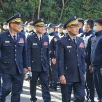 Taiwan reshuffles 47 police chiefs