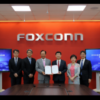 Foxconn ventures into Chinese electric vehicle market
