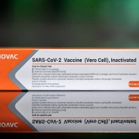 Brazil finds China's Sinovac vaccine only 50% effective