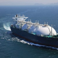 Taiwan receives 1st shipment of liquefied natural gas from Cheniere