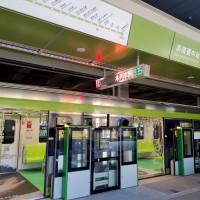 台中捷運完成首列電聯車軸心更新 14日首發上線測試