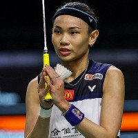 Taiwan badminton queen cruises into quarter-finals at Thailand Open