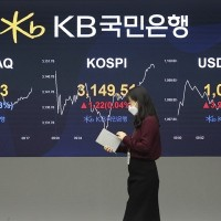 Asia shares inch up as U.S. stimulus hopes boost sentiment