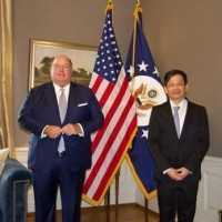 Taiwan, US diplomats meet after official contact ban lifted