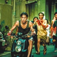 Taiwan-made zombie movie creeps into theaters Friday