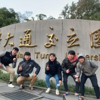 Northern Taiwan university front gate becomes hottest attraction