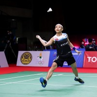 Taiwan badminton star advances at Toyota Thailand Open