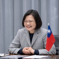 Taiwan president congratulates Biden on inauguration