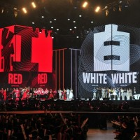 Red White Superstar concert to go fan-less in Taipei over COVID concerns