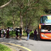 Lunar New Year shuttle buses in Taiwan's Taroko to operate as usual