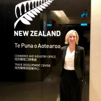 Acting New Zealand director lauds strong trade relations with Taiwan despite pandemic