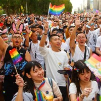 Taiwan to allow multinational same-sex marriages, but not with China