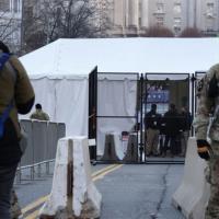 美國總統就職典禮維安 路透:百位國民兵確診武漢肺炎
