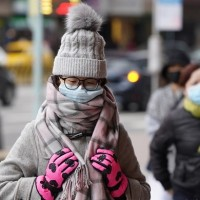 Cold snap forecast for Taiwan this week