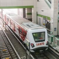 台中捷運何時通車?預計9日完成載重測試 列車春節持續試運轉