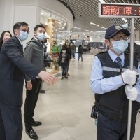 Two more Taiwan cities to ban visiting the sick in hospitals