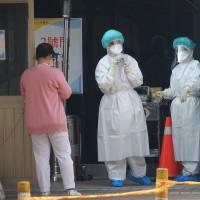 北台灣桃園醫院「清零計畫」2月3至5日 分五梯次對2136人進行核酸檢測•王必勝: 12攝影機全程錄影