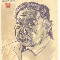 洪瑞麟畢生創作回台灣捐贈文化部 國美館典藏1496張畫作、40本素描冊