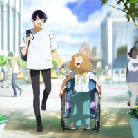 Anime hit in Taiwan looks at bright side of disabled life