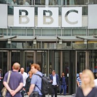 China aims fire at BBC as dispute with Britain intensifies