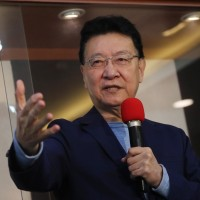 Taiwan media personality denies supporting KMT leader's re-election bid