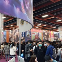 Mixed feelings at Taipei's Comics and Animation Festival