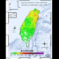 東台灣7日凌晨大地震 芮氏規模6.1警報響不停是為何?